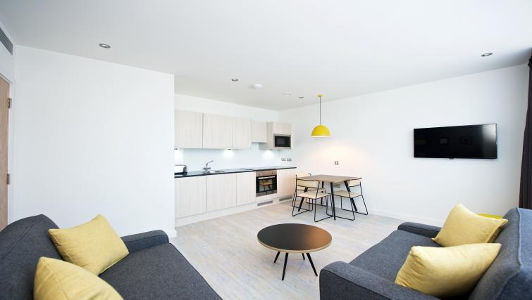 Staycity Liverpool Waterfront Apartments