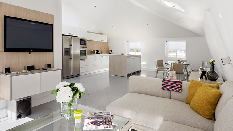 Nevern Place Apartments London